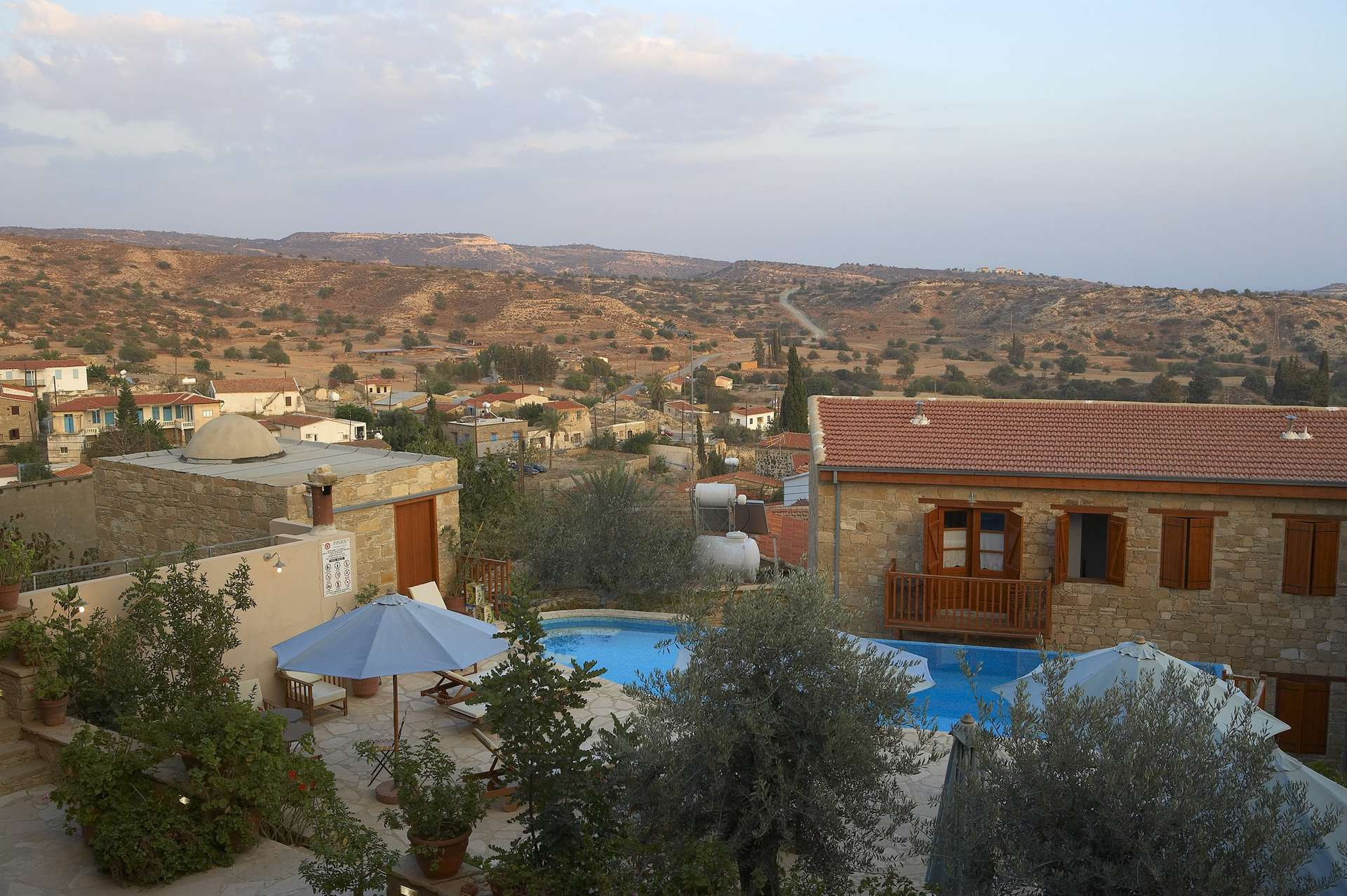 Appartement Eveleos Country House - Tochni